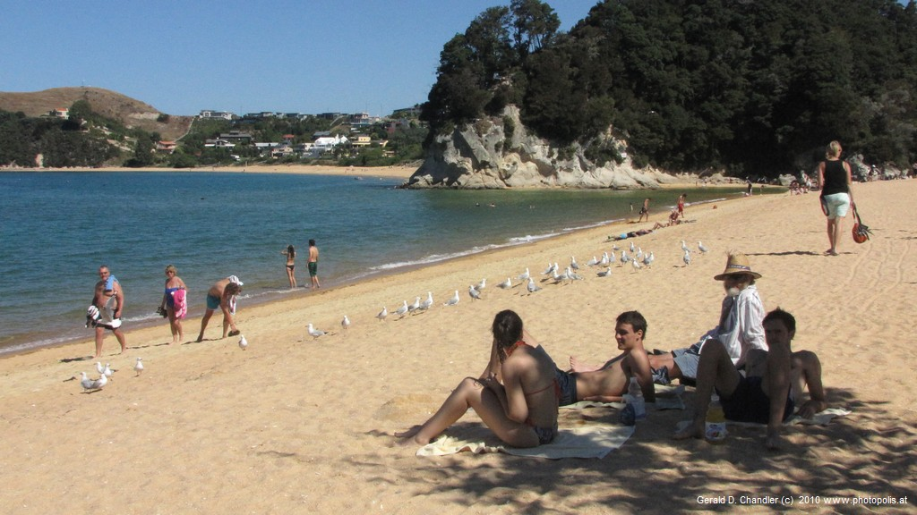 Kaiteriteri Beach, Abel Tasman National Park